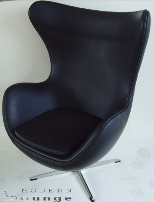 Arne jacobsen egg chair modernlounge - Second hand egg chair ...