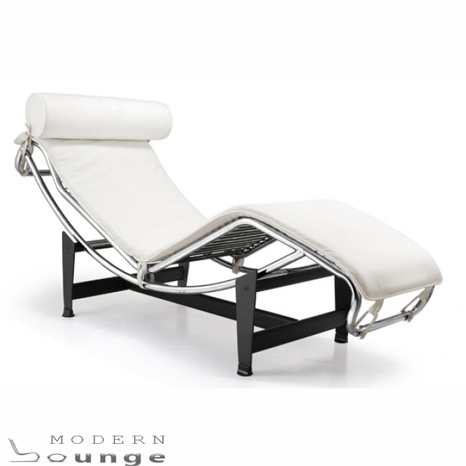 Le corbusier lounge chair transport free modernlounge for Bauhaus chaise lounge